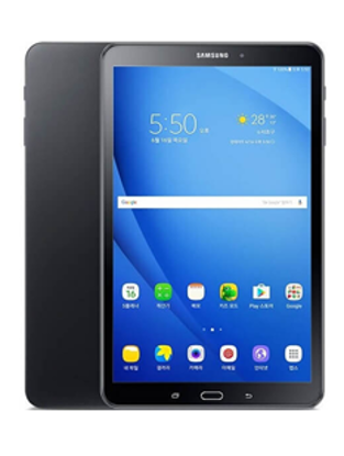 Picture of Samsung Galaxy Tab A 10.1 LTE 32GB 2018 - Black