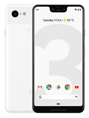 Picture of Google Pixel 3 XL 64GB Clearly White