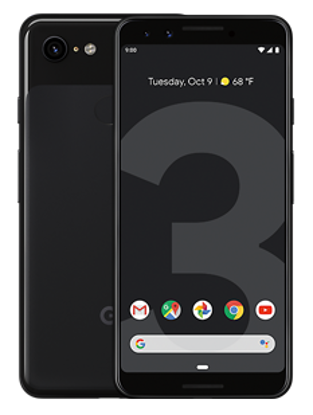 Picture of Google Pixel 3 128GB Just Black