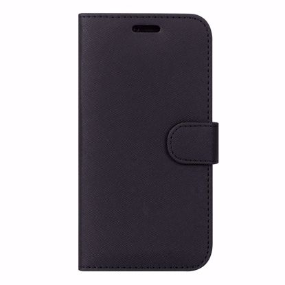 Picture of Case FortyFour Case FortyFour No.11 Case for Samsung Galaxy S10+ in Cross Grain Black