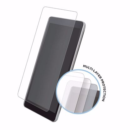 Picture of Eiger Eiger Tri Flex High-Impact Film Screen Protector (2 Pack) for Nokia 7.1 Plus in Clear