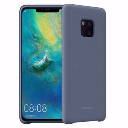 Picture of Huawei Huawei Silicone Case for the Huawei Mate 20 Pro in Light Blue