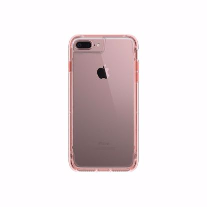 Picture of Griffin Griffin Survivor Clear Case for Apple iPhone 8/7/6s/6 Plus in Rose Gold