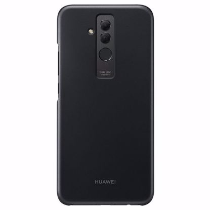 Picture of Huawei Huawei Protective Cover Case for Huawei Mate 20 Lite in Black