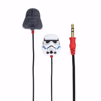 Picture of OTL OTL Star Wars Darth Vader In-Ear Earphones