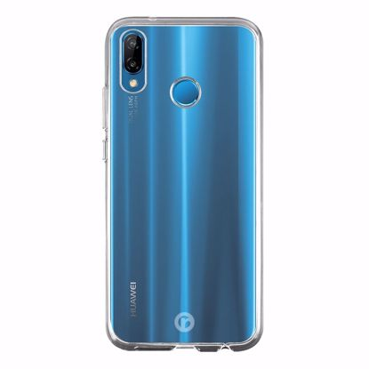 Picture of Redneck Redneck TPU Flexi Case for Huawei P20 Lite in Clear - For Retail