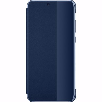 Picture of Huawei Huawei Flip View Cover Case for Huawei P20 in Blue