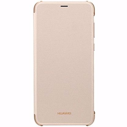 Picture of Huawei Huawei Flip Cover Case for Huawei P Smart in Gold