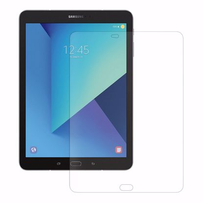 Picture of Eiger Eiger Tablet GLASS Tempered Glass Screen Protector for Samsung Galaxy Tab S3 9.7in Clear