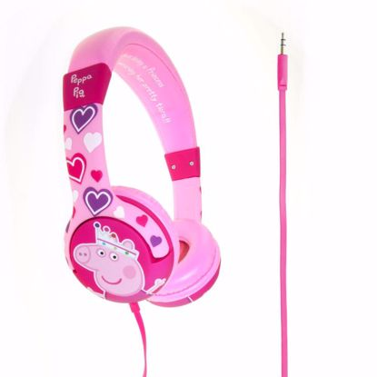 Picture of OTL OTL Peppa Pig Junior Headphones  - Princess Peppa