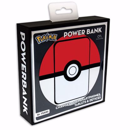 Picture of OTL OTL Pokemon Pokeball Powerbank 5000MaH