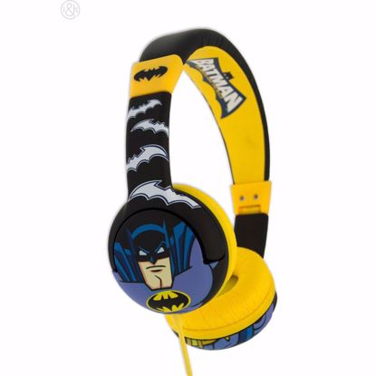 Picture of OTL OTL Batman Junior Travel Headphones