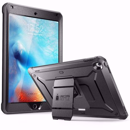 Picture of i-Blason i-Blason SUPCASE Unicorn Beetle Pro Full Body Case for Apple iPad 9.7inch (2017) in Black