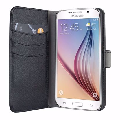 Picture of Redneck Redneck Duo Wallet Folio with Detachable Slim Case for Samsung Galaxy S6 in Black for Retail