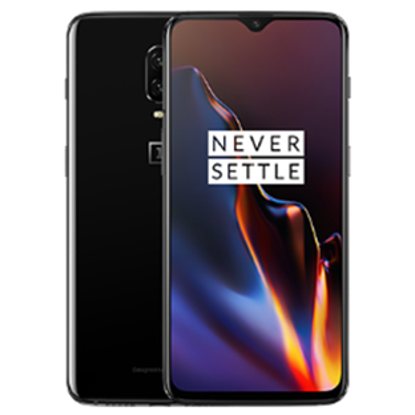 Picture of OnePlus 6T 6GB 128GB - Mirror Black