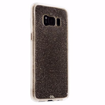 Picture of Case-Mate Case-Mate Sheer Glam Case for Samsung Galaxy S8 in Champagne