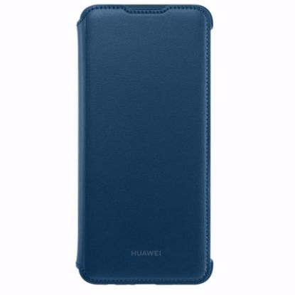 Picture of Huawei Huawei Flip Cover for Huawei P smart (2019) in Blue