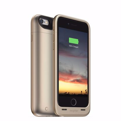 Picture of Mophie mophie Juice Pack Case for Apple iPhone 6s Plus in Gold