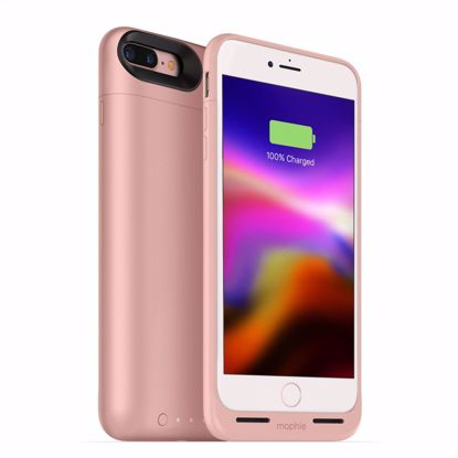 Picture of Mophie mophie Juice Pack Air Case for Apple iPhone 8/7 Plus in Rose Gold