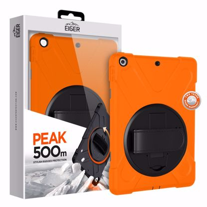 Picture of Eiger Eiger Peak 500m Case for Apple iPad 10.2 (2019) in Orange