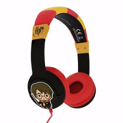 Picture of OTL OTL Harry Potter Junior Headphones in Black/Red