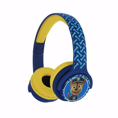 Picture of OTL OTL Paw Patrol Chase Junior Bluetooth Headphones in Blue